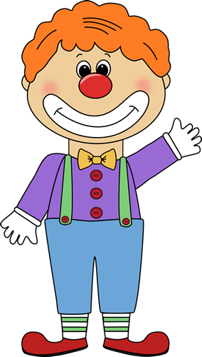 284x500 Free Circus Clipart Image