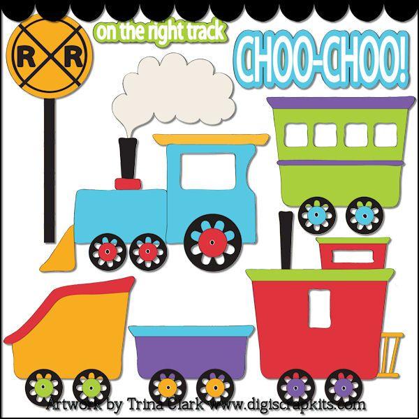 600x600 Free Circus Train Clip Art Train Things 1 Non Exclusive Circus