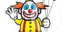 272x125 Circus Clown Clipart Clipart Panda