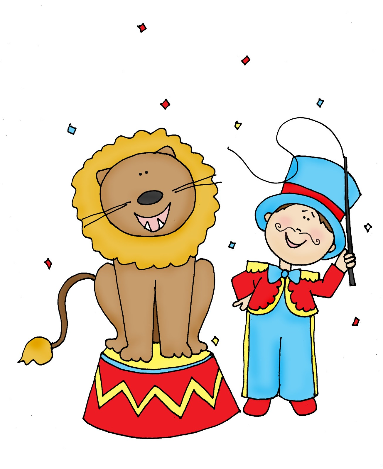1305x1600 Lion Clipart Circus Lion