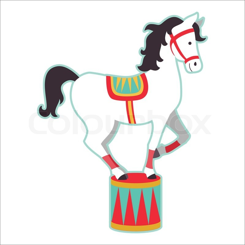 800x800 Sea Lion Clipart Circus Horse