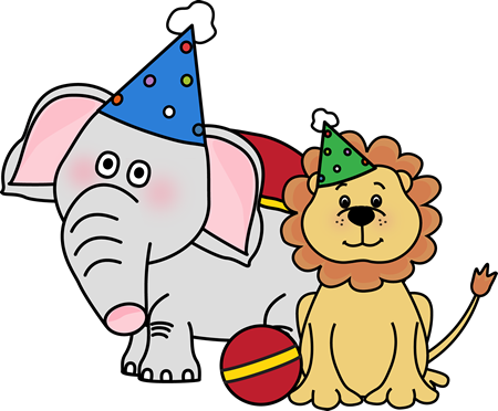 450x372 Circus Animals Clipart Many Interesting Cliparts
