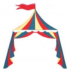 236x250 Circus Clipart Vintage Carnival Tent