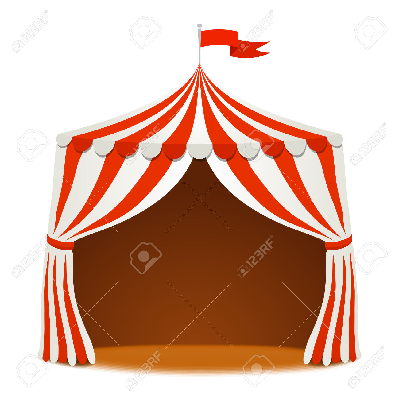 1300x1300 Carneval Clipart Event Tent