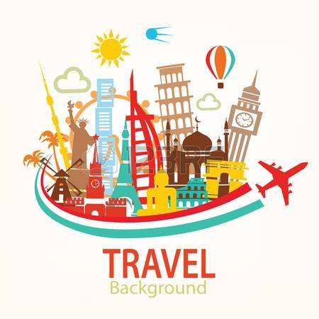 450x450 City Clipart World Travel