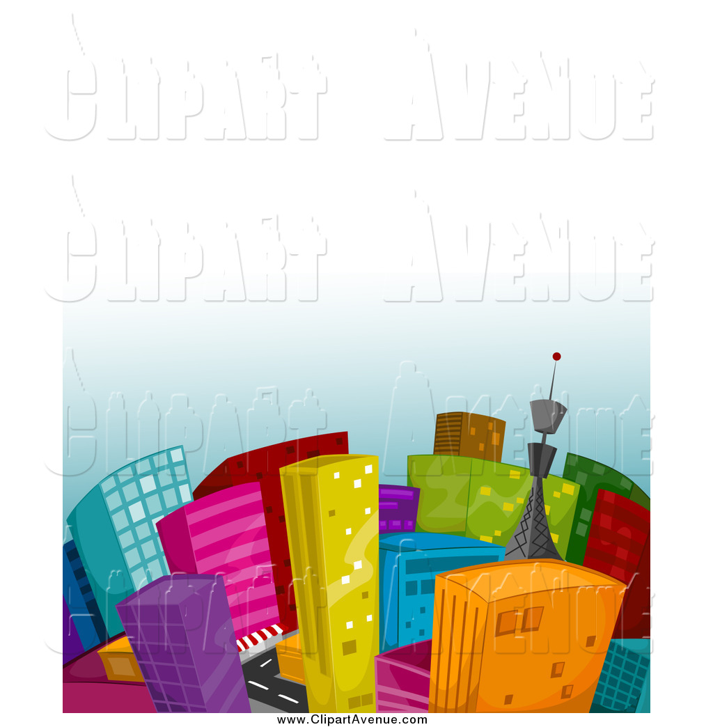 1024x1044 Urban Clipart City Building