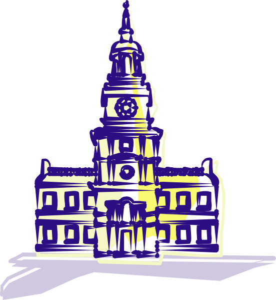 552x599 Capitol Building Clipart