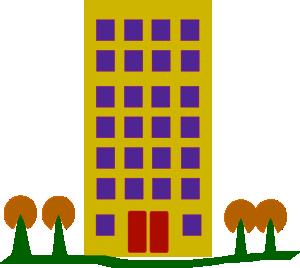 300x268 Clip Art Building
