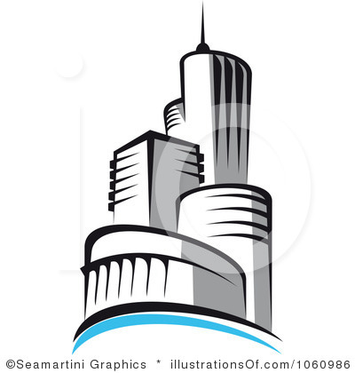 400x420 Building Clipart Black And White Many Interesting Cliparts