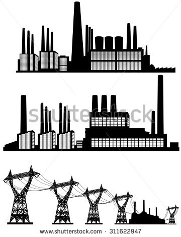 360x470 Factories City Clipart, Explore Pictures