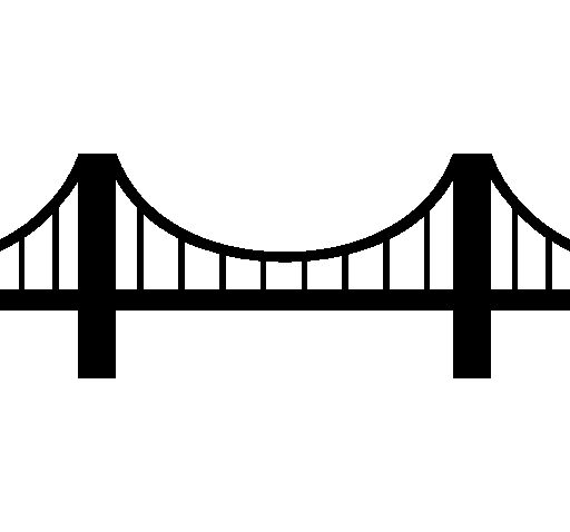 512x478 Bridge Clipart Cute