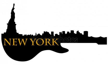 450x270 New york skyline Stock Vectors, Royalty Free New york skyline