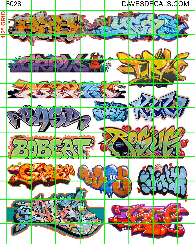 2400x3000 6028 Pinupsgraffitistreet Art Train, Subway, Tag Signs