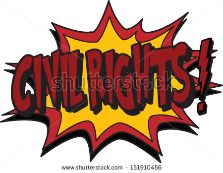 450x349 Civil Rights Clipart