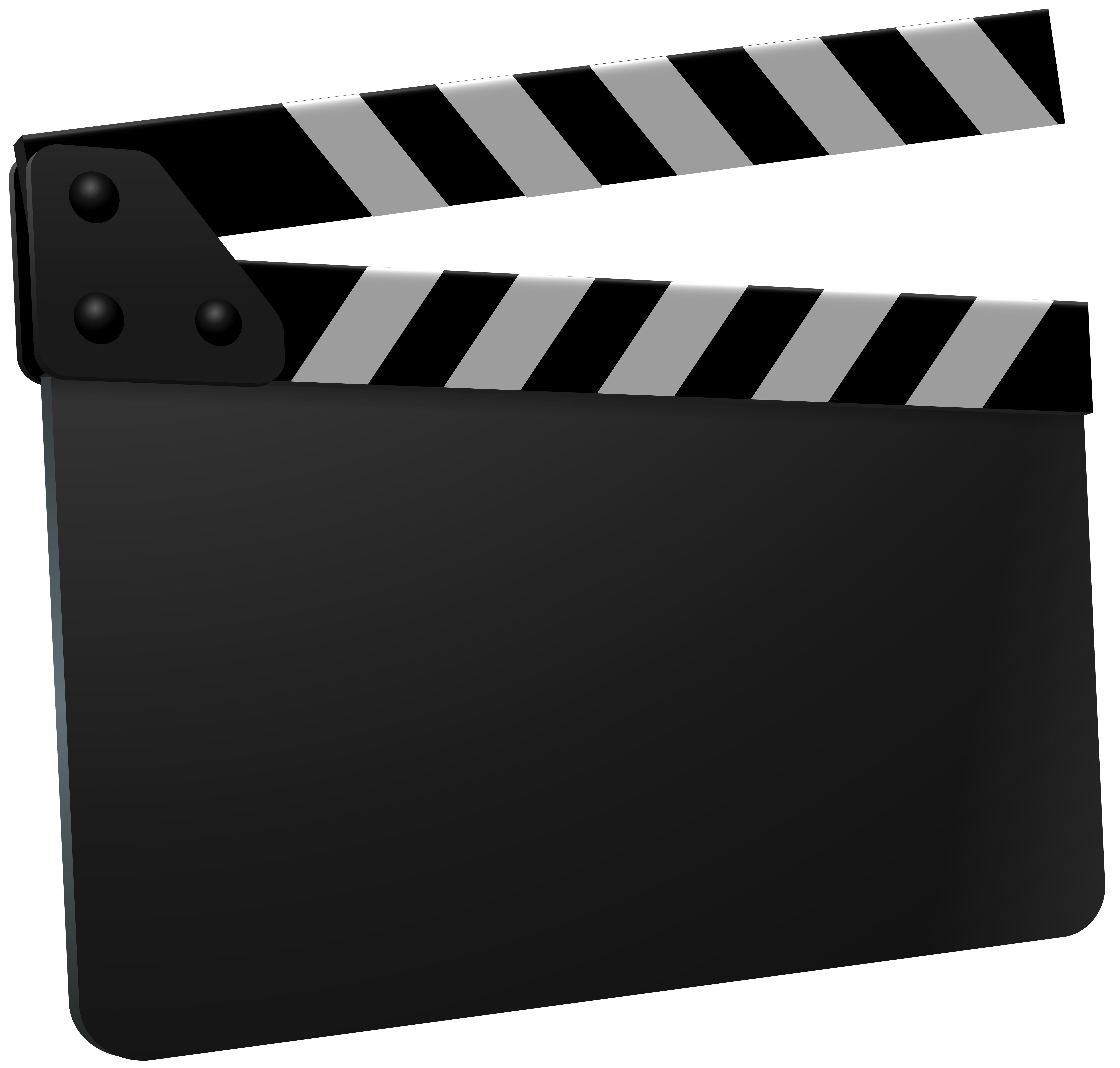 8000x7627 Clapboard Png Clipart
