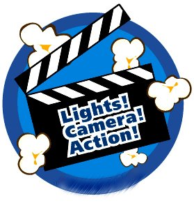 279x291 Lights Camera Action Clip Art Many Interesting Cliparts