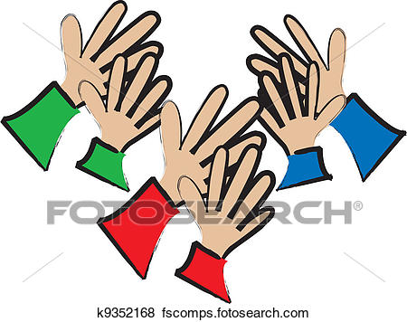 450x356 Clapping Clipart Illustrations. 676 Clapping Clip Art Vector Eps