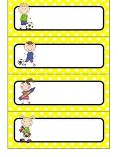 236x314 Schedule Cards! School Ideas Schedule Cards