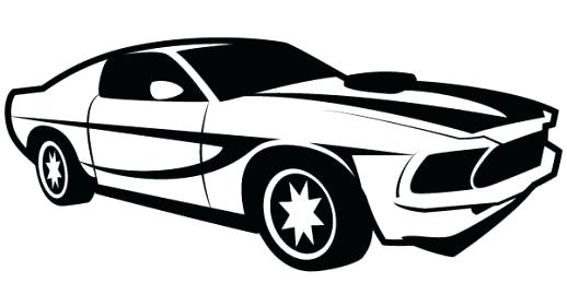 518x280 Classic Car Clipart Sketch Of Classic Vintage Car Grill Search