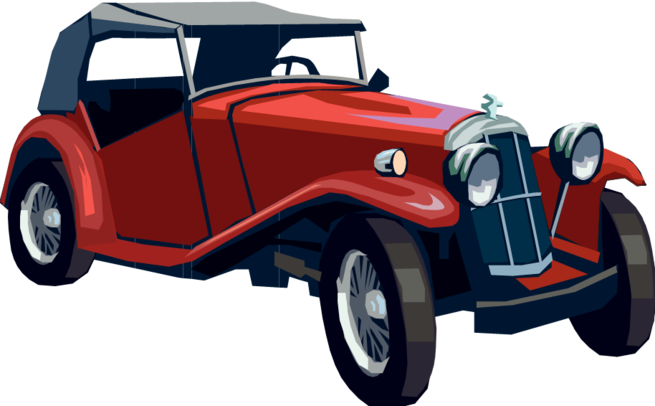 655x406 Classic Car Clipart Clear Background Collection