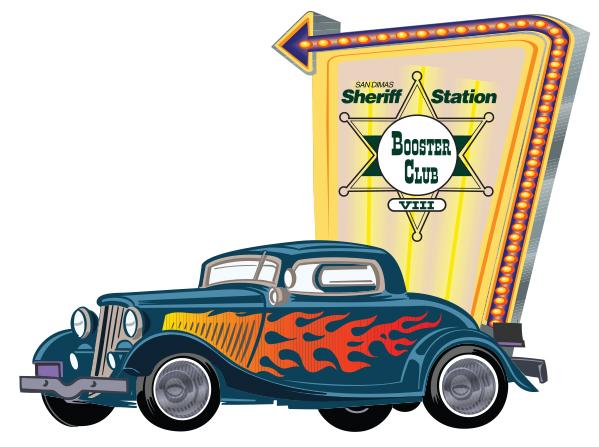 599x447 The 24th Annual San Dimas Sheriff Booster's Shine It! Show It! Car