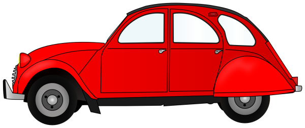 600x253 Blue Car Clipart Clear Background