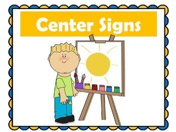350x263 The Best Kindergarten Center Signs Ideas