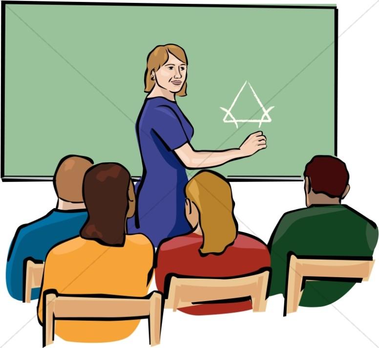 776x712 Classroom Clipart