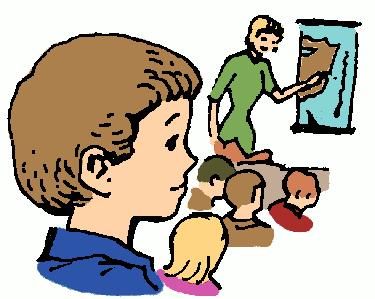 375x299 Free School Classroom Clipart Clipart Panda