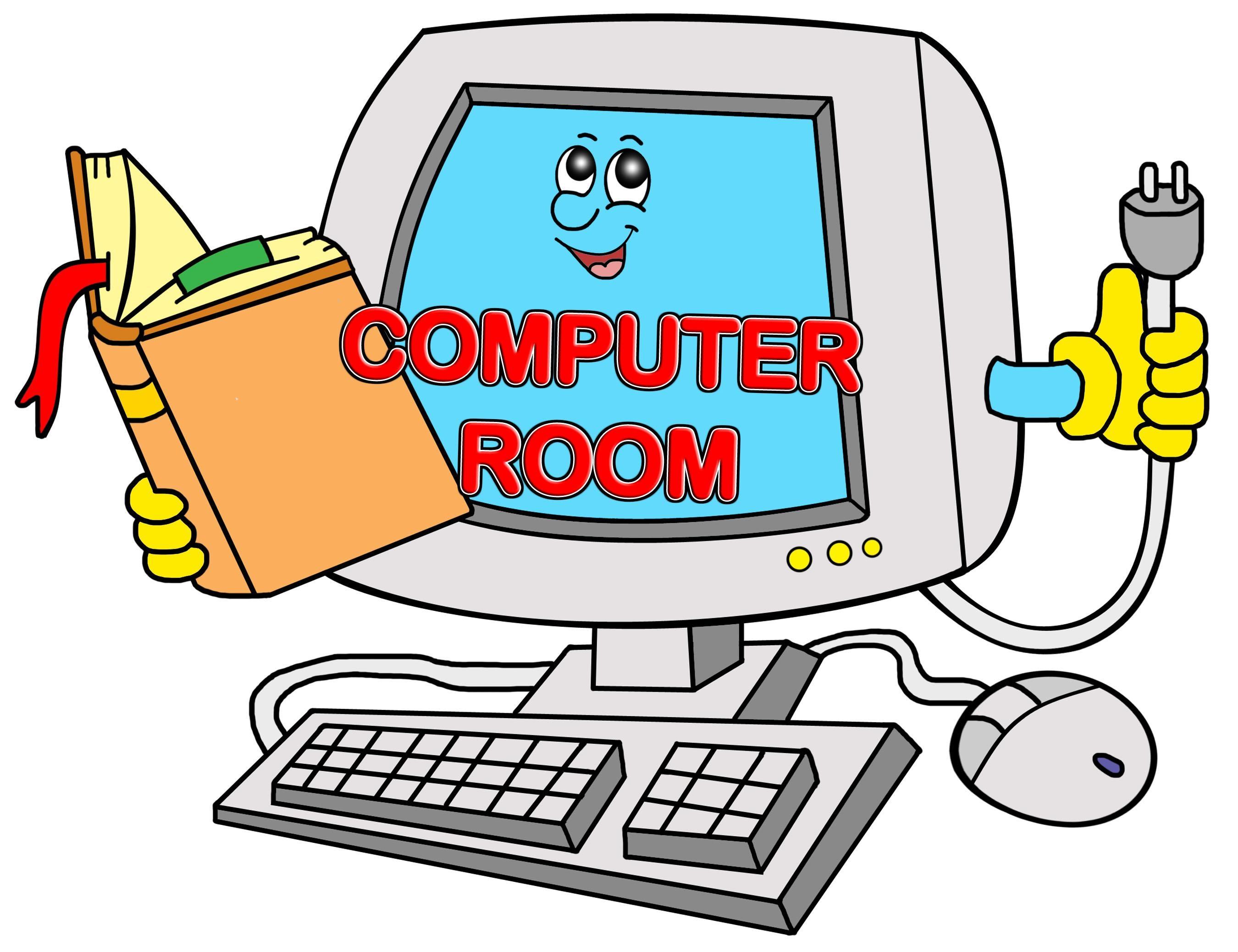 2700x2076 Computer Clipart School Computer