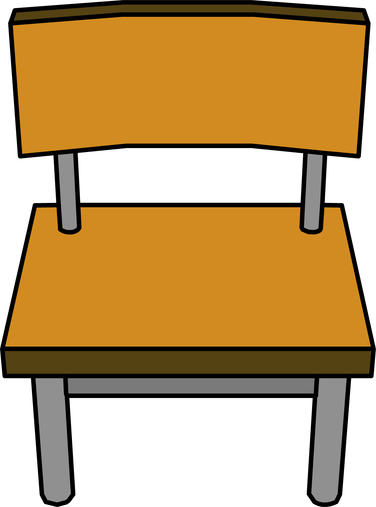 Classroom Desk Clipart | Free download on ClipArtMag
