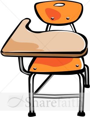 297x388 Desk Clipart Elementary School Classroom