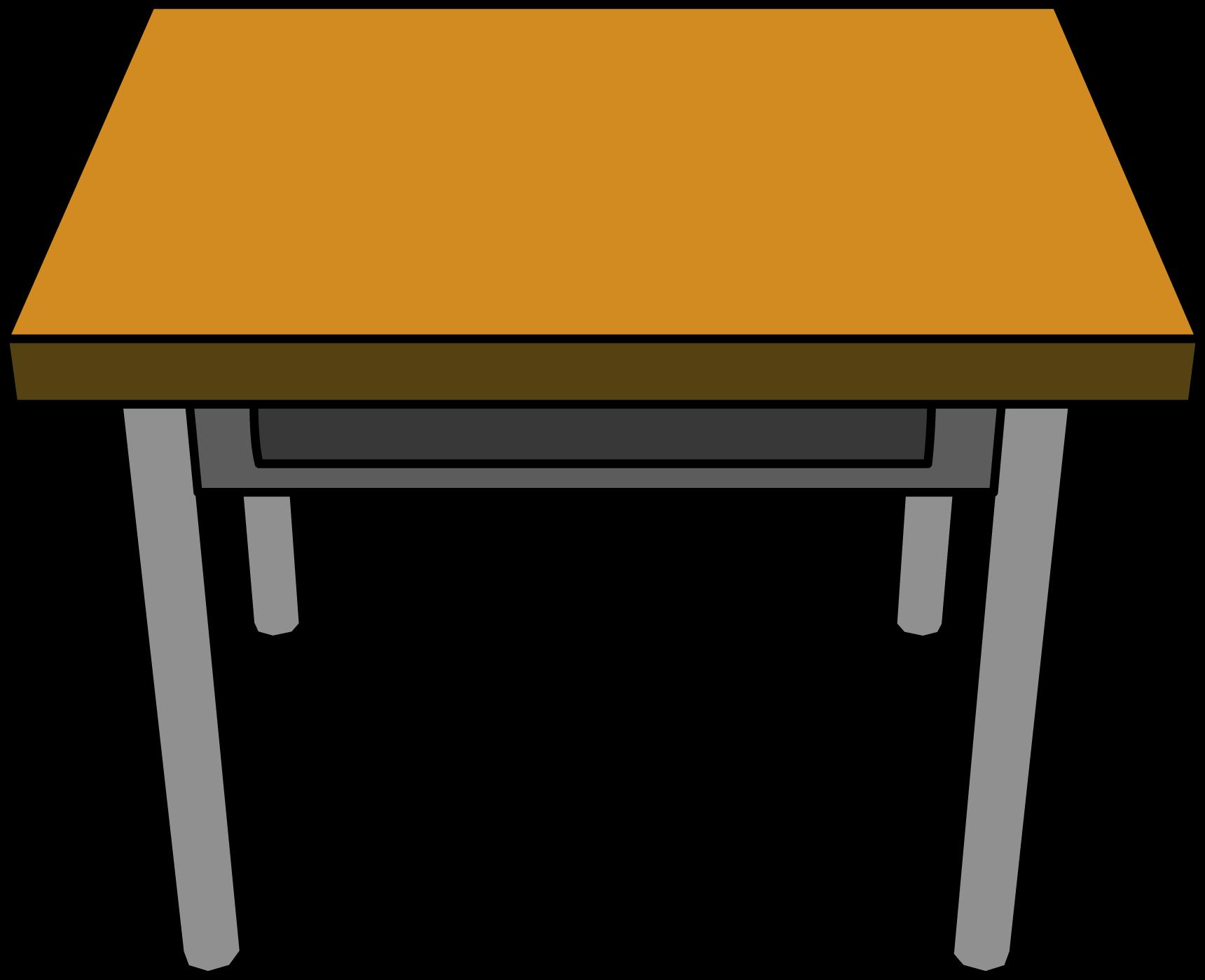 1720x1400 Furniture Clipart Classroom Desk