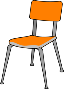 216x300 Student Chair Clip Art