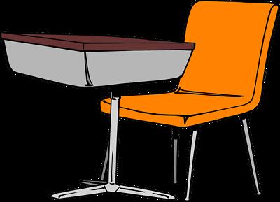 400x289 Best Classroom Desk Clipart