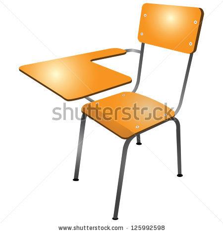 450x470 Chair Clipart Classroom Chair