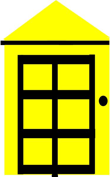 372x597 Mesmerizing Yellow Door Clipart Design Ideas Of Yellow Door