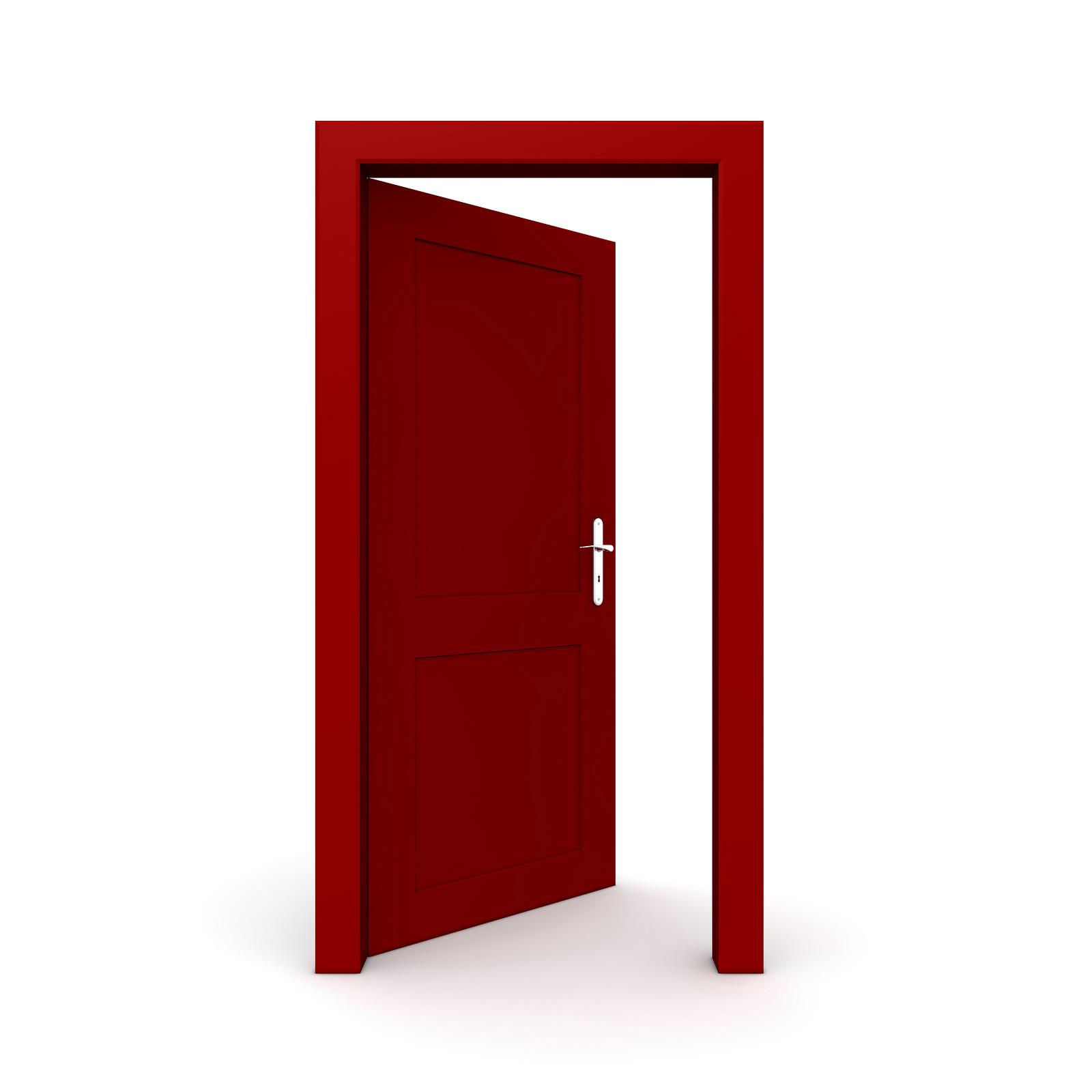 1600x1600 Open Door Clip Art