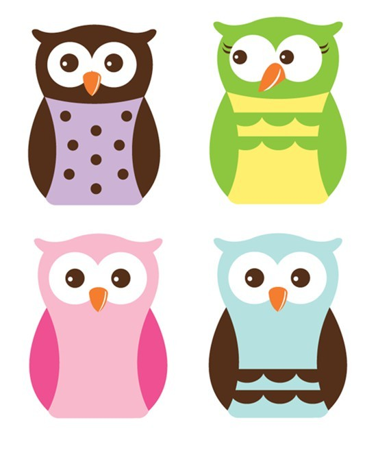 552x664 More Owl Shapes For The Classroom Door. Teacher Gift Ideas