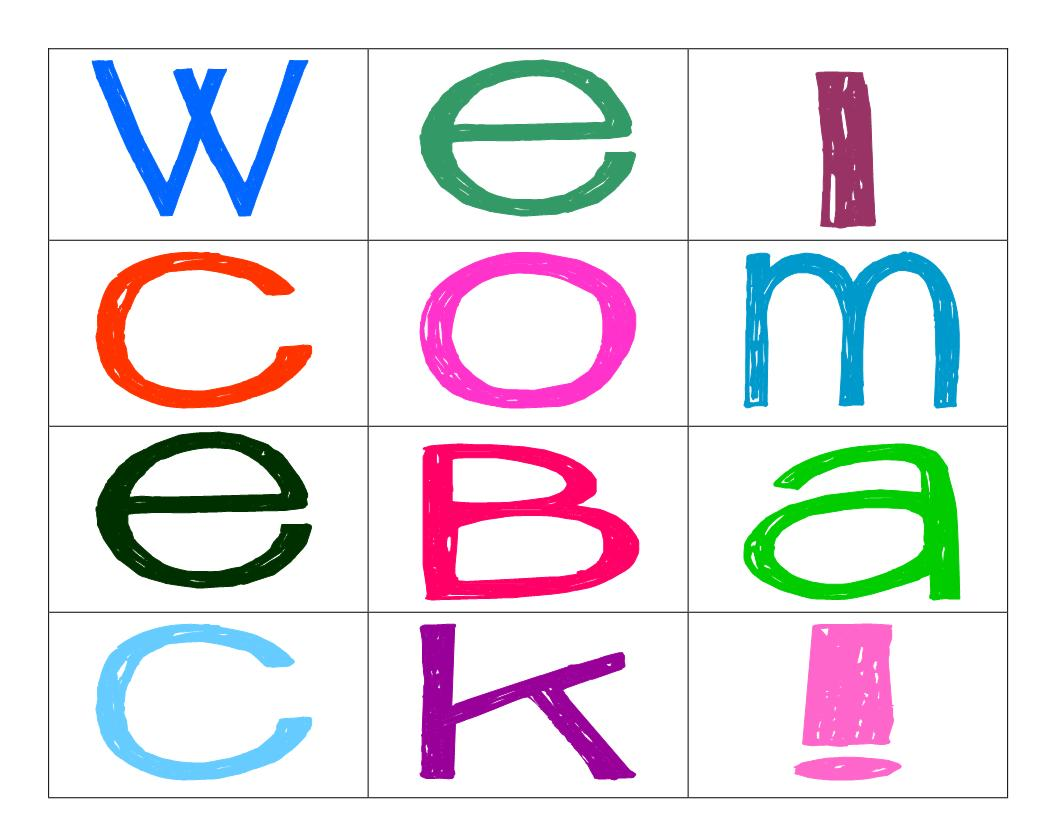 1056x816 Best Classroom Welcome Clipart
