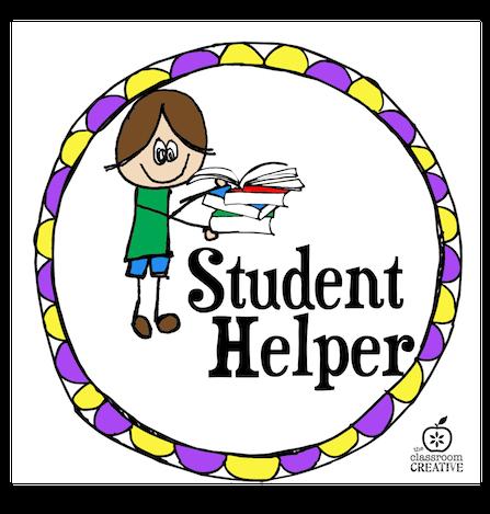 447x469 Student Helper Cliparts