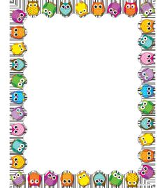 236x269 Use This Whimsical, Delightful Colorful Owls Design To Promote