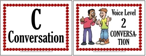 500x193 Champs Classroom Management 100 Behavioral Expectations Signs