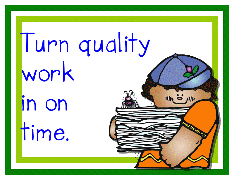 800x618 Best Classroom Rules Clipart