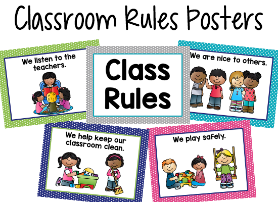 550x400 Graphics For Class Rules Graphics