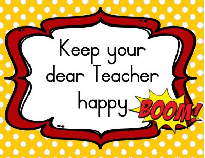 403x310 Superhero Classroom Rules Teacha!