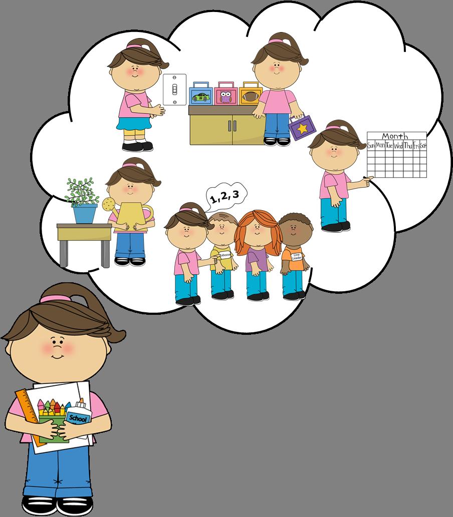 904x1033 Classroom Helper Clipart