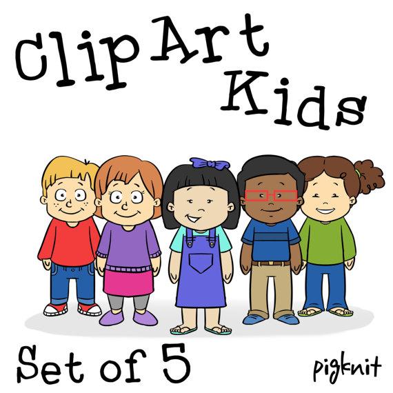 570x570 Kids Clip Art Png, Cartoon Kid Download, Girl Clip Art Png, Boy