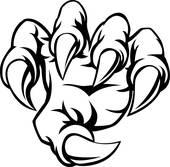 170x167 Claw Slash Clip Art