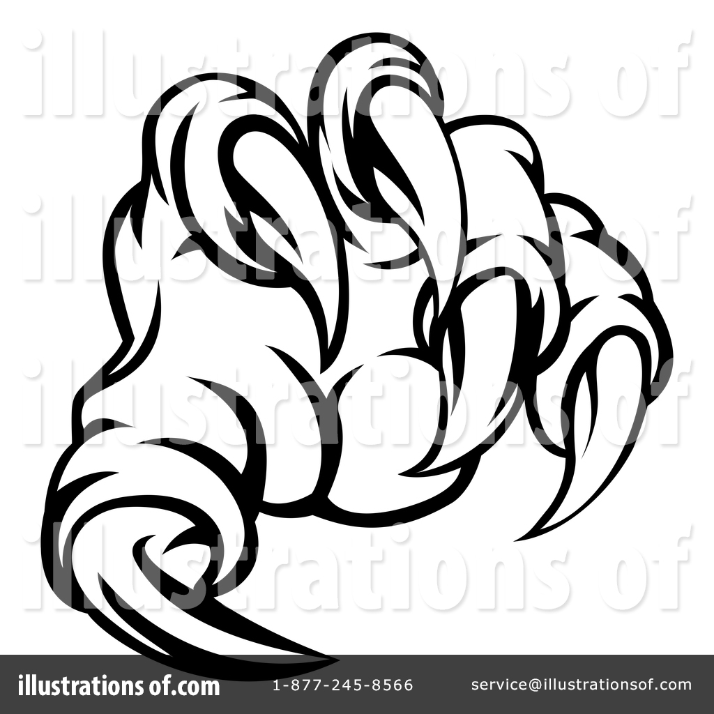 1024x1024 Claws Clipart